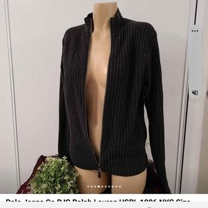 Polo Jeans Co PJC Ralph Lauren Cardigan with zip